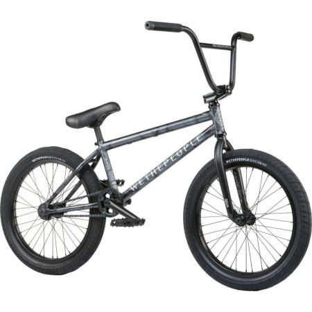 Wethepeople Justice 2021 20.75 Matt Ghost Grey BMX Bike