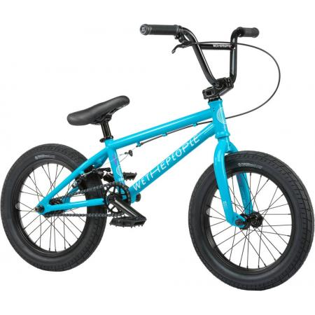 Wethepeople Seed 16 2021 Surf Blue BMX Bike For Kids