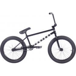 Cult Control 2021 20.75 black BMX bike
