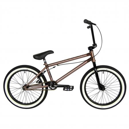 Kench Street PRO 2021 20.75 pink gold BMX bike