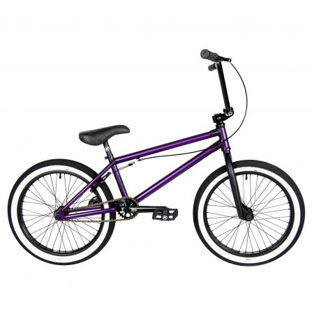 Kench Street PRO 2021 20.75 purple BMX bike