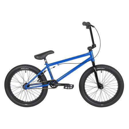 Kench Street Hi-ten 2021 20.5 blue BMX bike
