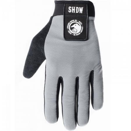 Gloves Shadow Shdw L Gray